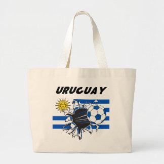 Uruguay Futbol Soccer Bag