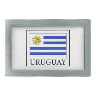 Uruguay Hebillas De Cinturón Rectangulares