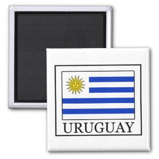 Uruguay Imán Cuadrado