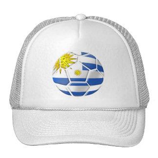 Uruguay La Celeste Uruguayan soccer fans gifts Trucker Hat