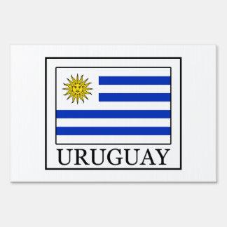 Uruguay Letrero