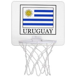 Uruguay Mini Basketball Hoop