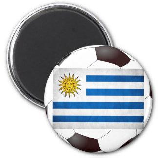 Uruguay National Flag Magnet