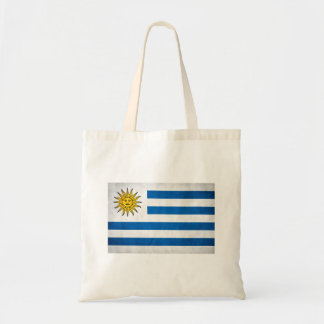 Uruguay National Flag Tote Bag