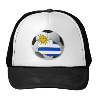 Uruguay national team trucker hat