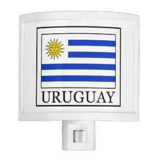 Uruguay Night Light