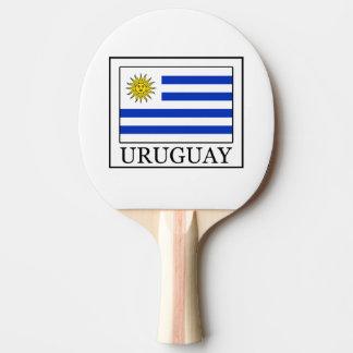 Uruguay Pala De Tenis De Mesa