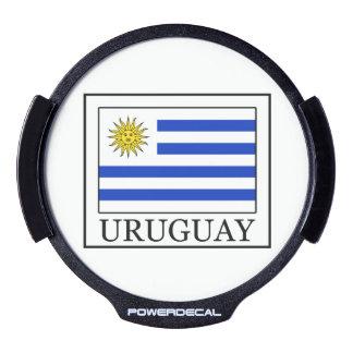 Uruguay Pegatina LED Para Ventana