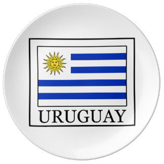 Uruguay Platos De Cerámica
