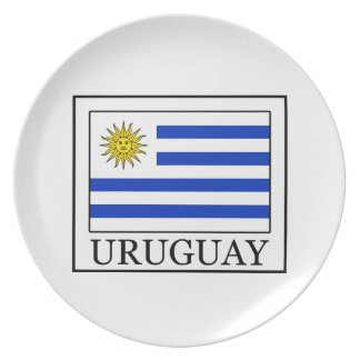 Uruguay Platos Para Fiestas
