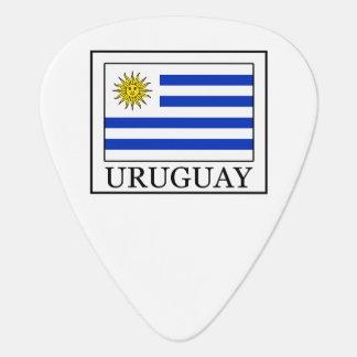 Uruguay Plumilla De Guitarra