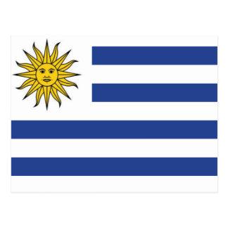 Uruguay Postcard