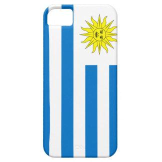 """""""Uruguay Pride"""" iPhone 5 Cases"""