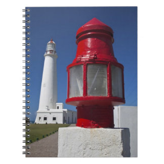 Uruguay, Rocha Department, La Paloma. Cabo Santa Spiral Notebook