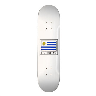 Uruguay Skateboard Deck