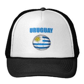 Uruguay Socccer 2010 T-shirts Trucker Hat