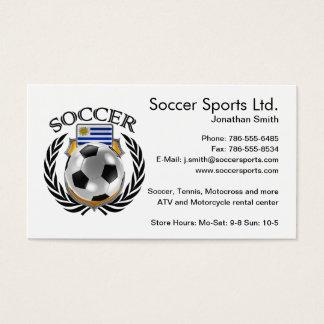 Uruguay Soccer 2016 Fan Gear Business Card