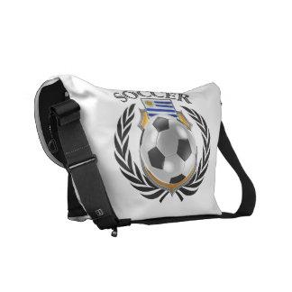 Uruguay Soccer 2016 Fan Gear Courier Bag