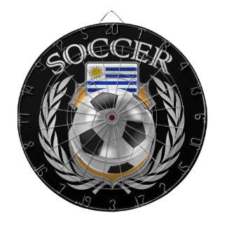 Uruguay Soccer 2016 Fan Gear Dartboards