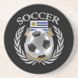 Uruguay Soccer 2016 Fan Gear Drink Coaster