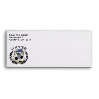 Uruguay Soccer 2016 Fan Gear Envelope