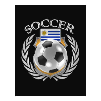 Uruguay Soccer 2016 Fan Gear Flyer