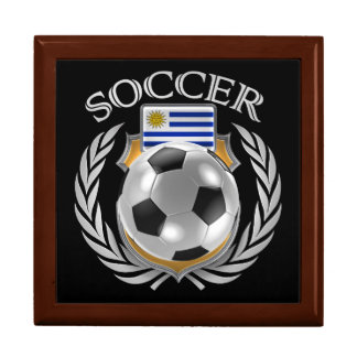Uruguay Soccer 2016 Fan Gear Gift Box