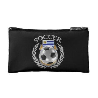 Uruguay Soccer 2016 Fan Gear Makeup Bag