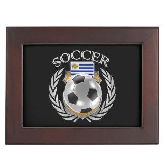 Uruguay Soccer 2016 Fan Gear Memory Box
