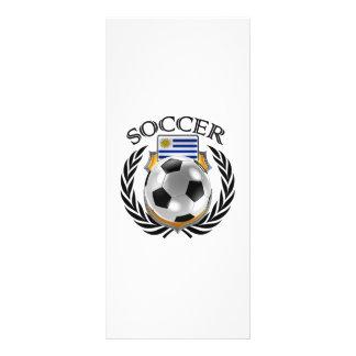 Uruguay Soccer 2016 Fan Gear Rack Card