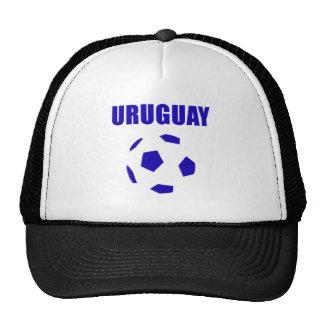 Uruguay Soccer 2913 Trucker Hat