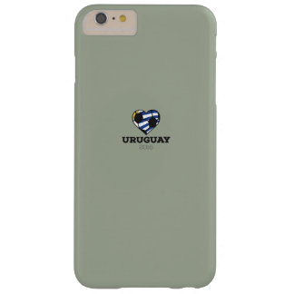 Uruguay Soccer Shirt 2016 Barely There iPhone 6 Plus Case