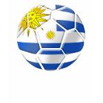 Uruguay Soccer T-shirts and gifts shirt