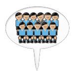 Uruguay soccer team.ai palillos de tarta