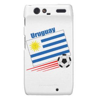 Uruguay Soccer Team Motorola Droid RAZR Case