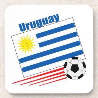 Uruguay Soccer Team Coaster