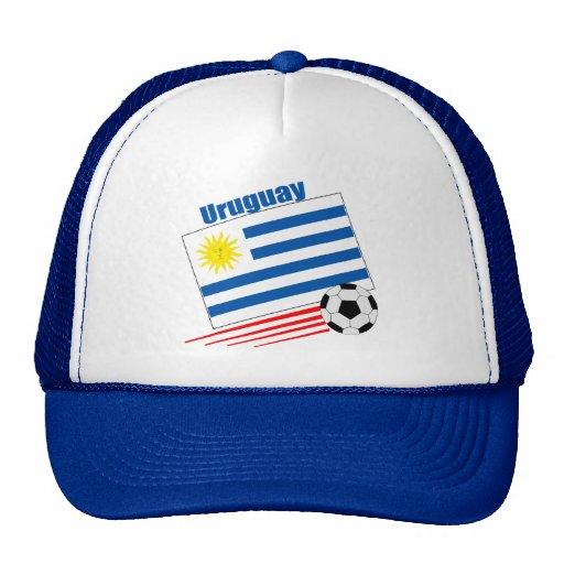 Uruguay Soccer Team Trucker Hat