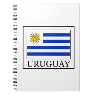 Uruguay Spiral Notebook