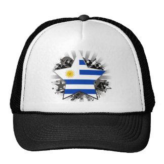 Uruguay Star Hats