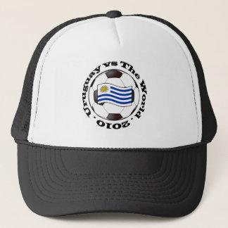 Uruguay vs The World Trucker Hat