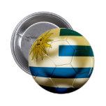 Uruguay World Button