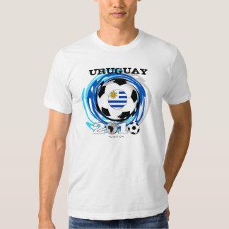 Uruguay World Cup T-Shirt Twirl