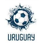 Uruguay World Cup shirt