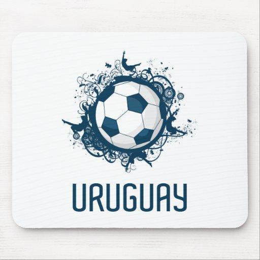 Uruguay World Mouse Pad
