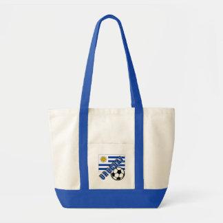URUGUAY World Soccer Fan Tshirts Tote Bag