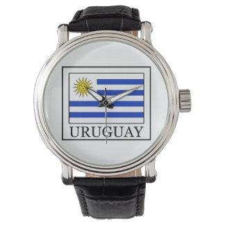 Uruguay Wristwatch