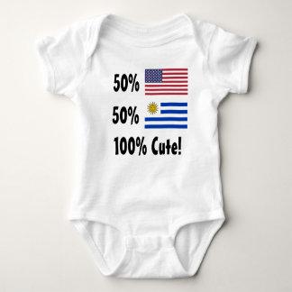 Uruguayan del americano el 50% del 50% el 100% playeras