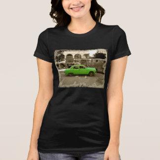 Uruguayan green car mod. 1 T-Shirt