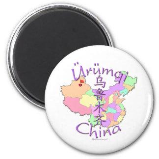 Urumqi China 2 Inch Round Magnet