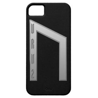 Uruz Rune grey iPhone SE/5/5s Case
